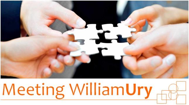 Meeting William Ury