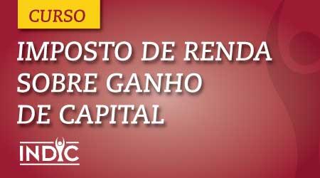 Imposto de renda sobre ganho de capital