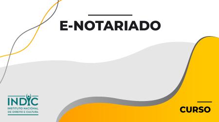 E-notariado - 2021