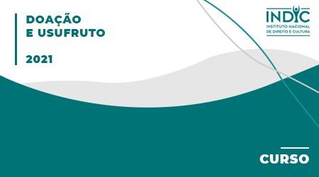 Doação e Usufruto - 2021